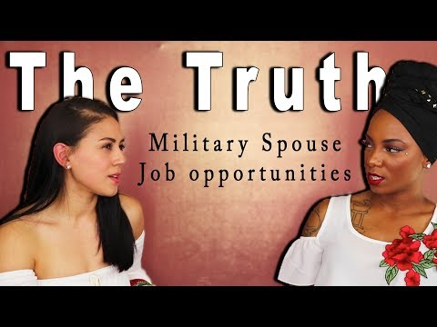 The Truth: Military Spouse Job Opportunities Overseas