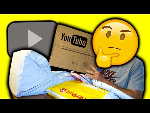 UNBOXING SILVER PLAY BUTTON AND MORE!!!
