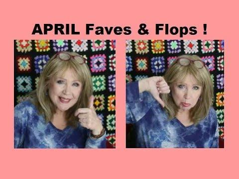 April Faves * n* Flops! Tarte Foundcealer -HG Lipstick? -CYO- Marc Jacobs- OLAY-OMNI- GoT &More! thumbnail