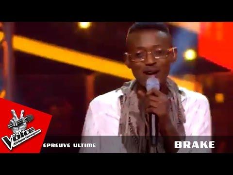 "Brake - ""100% zoblazo"" Meiway | Epreuve ultime - The Voice Afrique francophone 2016"