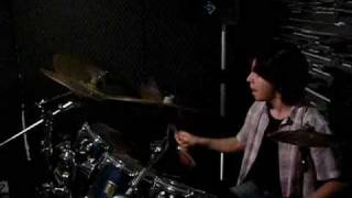 BACKYARD BABIES-COME UNDONE-DRUM COVER