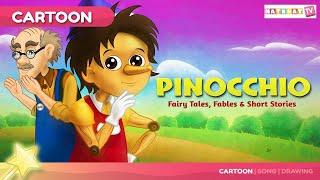 Pinocchio   पिनोकियो     बच्चों की नयी हिंदी कहानियाँ