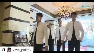 Съёмки клипа ХИТрюшек и группы НаНа