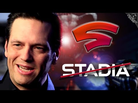 Xbox Boss Phil Spencer RESPONDS To Google Stadia | Going BIGGER At E3 2019 With Project Xcloud