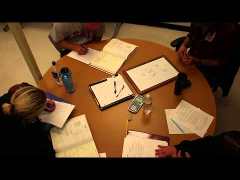 Vine video promoting the Tutoring Center at Klamath Community College