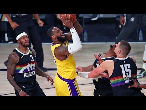 Lakers vs. Nuggets score, takeaways: LeBron James helps Los ...