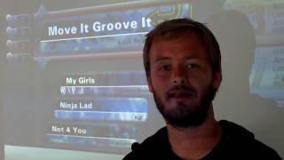 Joakim Berglund Fra Sagdalen Skole Snakke Om Skole Dansematte Prosjekt