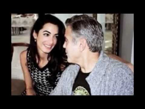 George Clooney and Amal Alamuddin: Inside Their Love Story