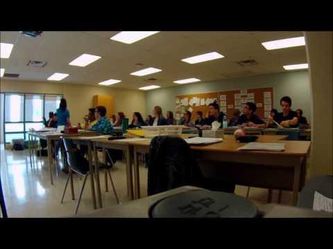 Teacher Arrested in Class Prank