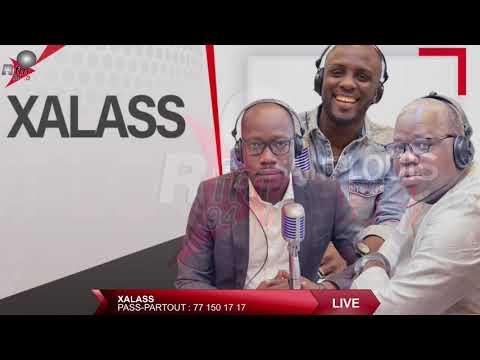 #XALASS RFM - Pr : ABBA NO STRESS - MAMADOU MOUHAMED NDIAYE - NDOYE BANE - 10 JUIN 2021