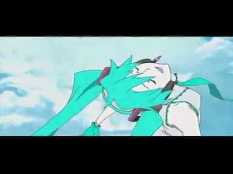 Hatsune Miku 【初音ミク】 Melt 【メルト】 Gazelle(Nagi) ver 3M mix【English/Romaji】