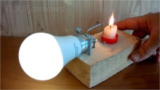 FREE ENERGY of FLAME