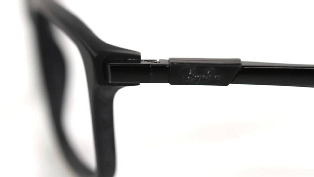 621b25c34698d Product Review  Ray-Ban RX7017 Glasses - YouTube