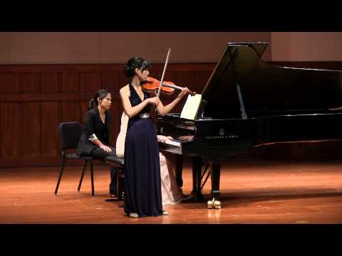 E. Chausson Poeme for Violin and Piano Op.25