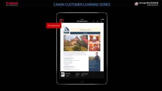 Canon PRINT Business for iOS Devices