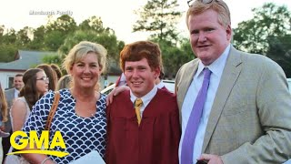 South Carolina lawyer gunned down after family murders speaks out l GMA