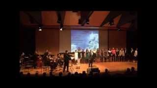 Il Mondo. Jimmy Fontana. Coro iubilate de Murcia. Programa