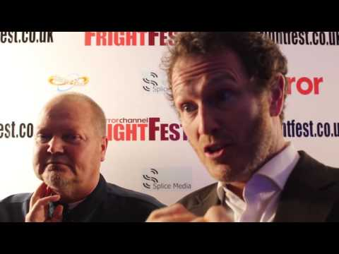 Nick Moran Crow Interview, Frightfest 2016