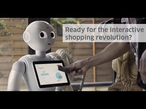 Are you ready for the interactive shopping revolution?