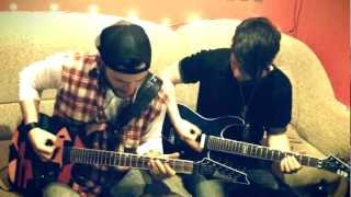 Segment - Burn This Page (Guitar Lesson)(Drop C tuning., 2013-01-02T13:31:24.000Z)