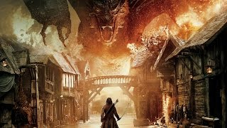 Хоббит-Битва. Dust And Light. The Hobbit: The Battle of the Five Armies