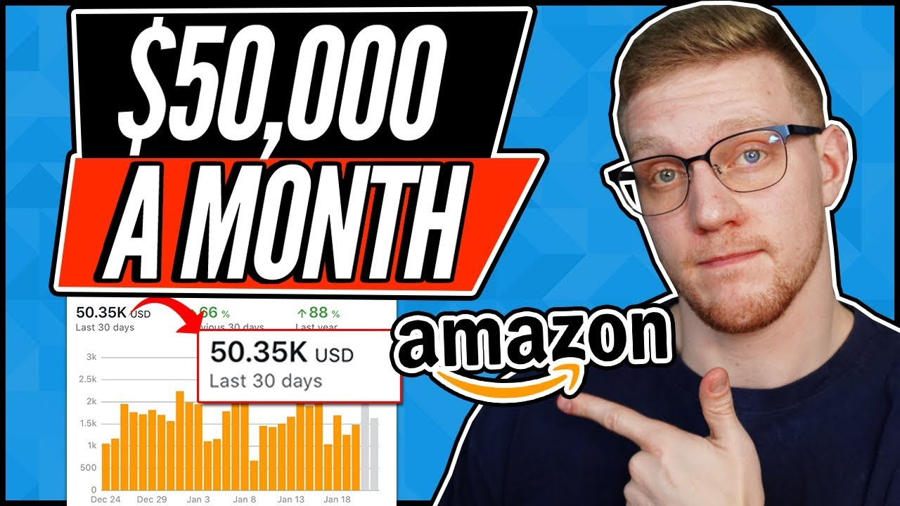 Selling $50,000 A Month With Amazon Dropshipping In 2020