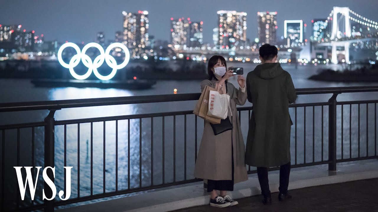 Japan Boosts Coronavirus Containment Efforts to Keep Olympic Games | WSJ thumbnail