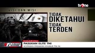 Pasukan Elite TNI yang Disegani Militer Dunia