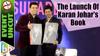 Shah Rukh Khan At The Launch Of Karan Johar's Book An Unsuitable Boy | EVENT UNCUT thumbnail