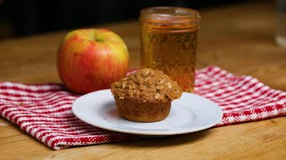Apple Pie Muffin