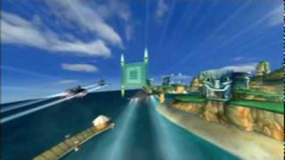 MySims SkyHeroes - Race gameplay video