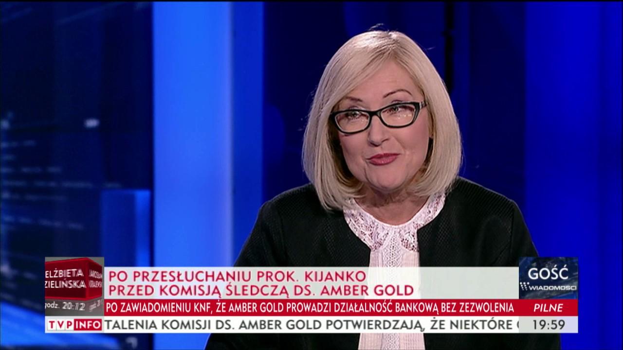 Zmarnowane 200 minut przesłuchania prokurator Kijanko? – Gość Wiadomości