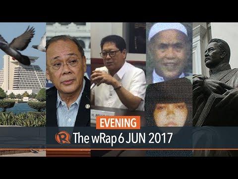 Qatar crisis, martial law, Duterte and Carpio | Evening wRap