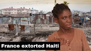 """Haiti is not """"cursed"""", it is targeted
