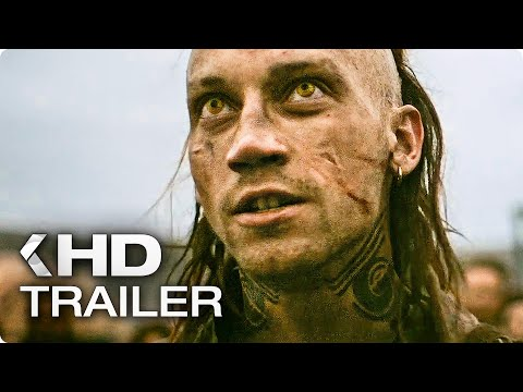 RISE OF THE SCYTHIAN Trailer German Deutsch (2018)