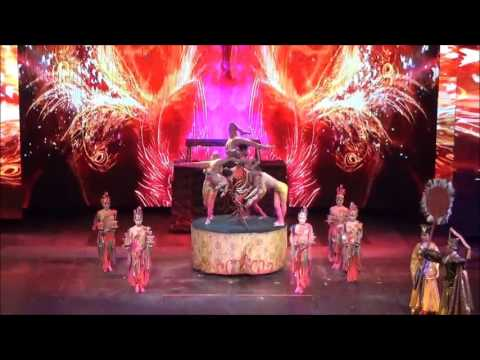 Beijing Acrobat Show