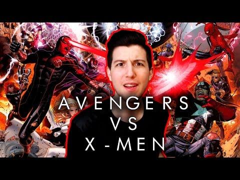 Avengers vs. X-Men   Addiction TV