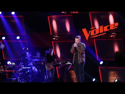 Mario Mancelli – Even Flow – Audicionet e fshehura – The Voice of Albania 6