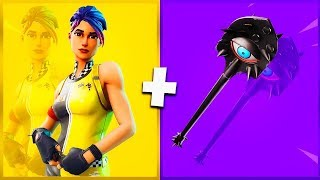 🔥 I CONSULTE YOUR TRYHARD SKIN COMBOS ON FORTNITE! v5