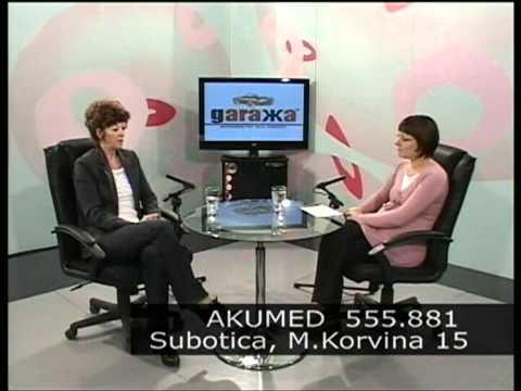 dr Dusanka Tumbas - problemi sa kicmom