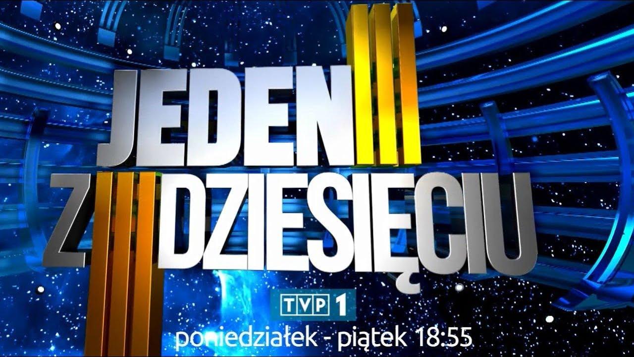 """""""Jeden  z dziesięciu"""" od 15 stycznia w TVP1!"""