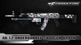 CF- AK-12-UBS Urban ☆- Đột kích