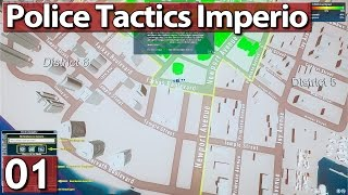 POLICE TACTICS IMPERIO deutsch #01