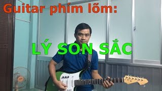 Lý Son Sắc (Guitar phím lõm)