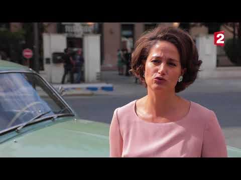 France 2 / Speakerine - actuellement en tournage