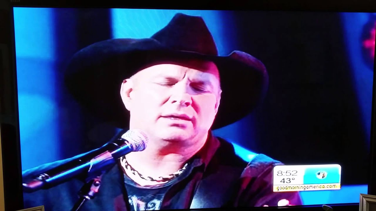 garth brooks time to meet your momma song