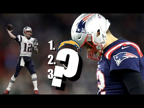 RANKING Top Teams For Tom BRADY To Play In 2020! (153)