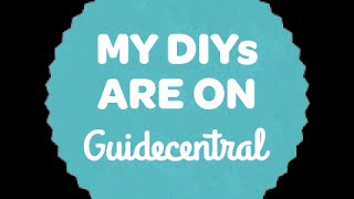 Guidecentral DIY Community - Free App to Download - Fai da te - Do It Yourself