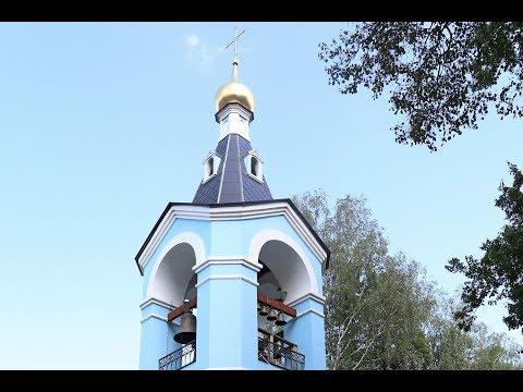 Глава Луховиц с рабочим визитом посетил храм в селе Алпатьево