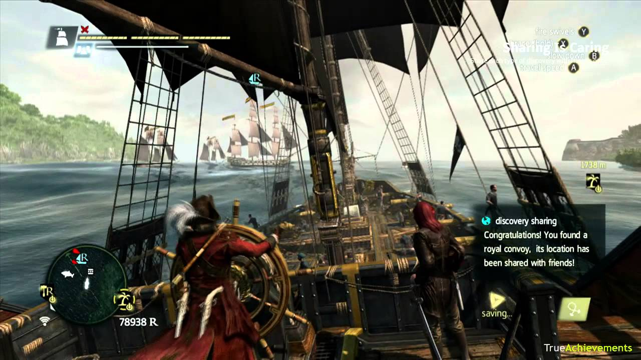 Assassin's Creed 4 Black Flag Roped In Achievement/Trophy ...